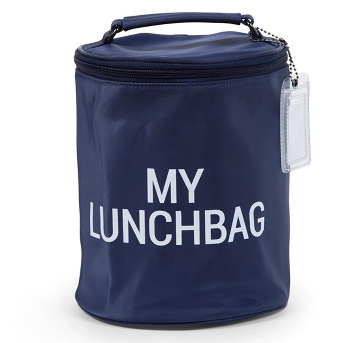 Sac isotherme My Lunchbag - Bleu Marine et Blanc My Lunchbag - Bleu Marine et Blanc