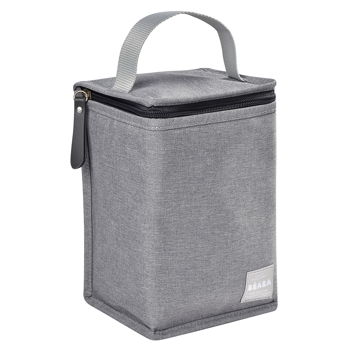 Sac isotherme Pochette Repas Isotherme - Heather Grey Pochette Repas Isotherme - Heather Grey