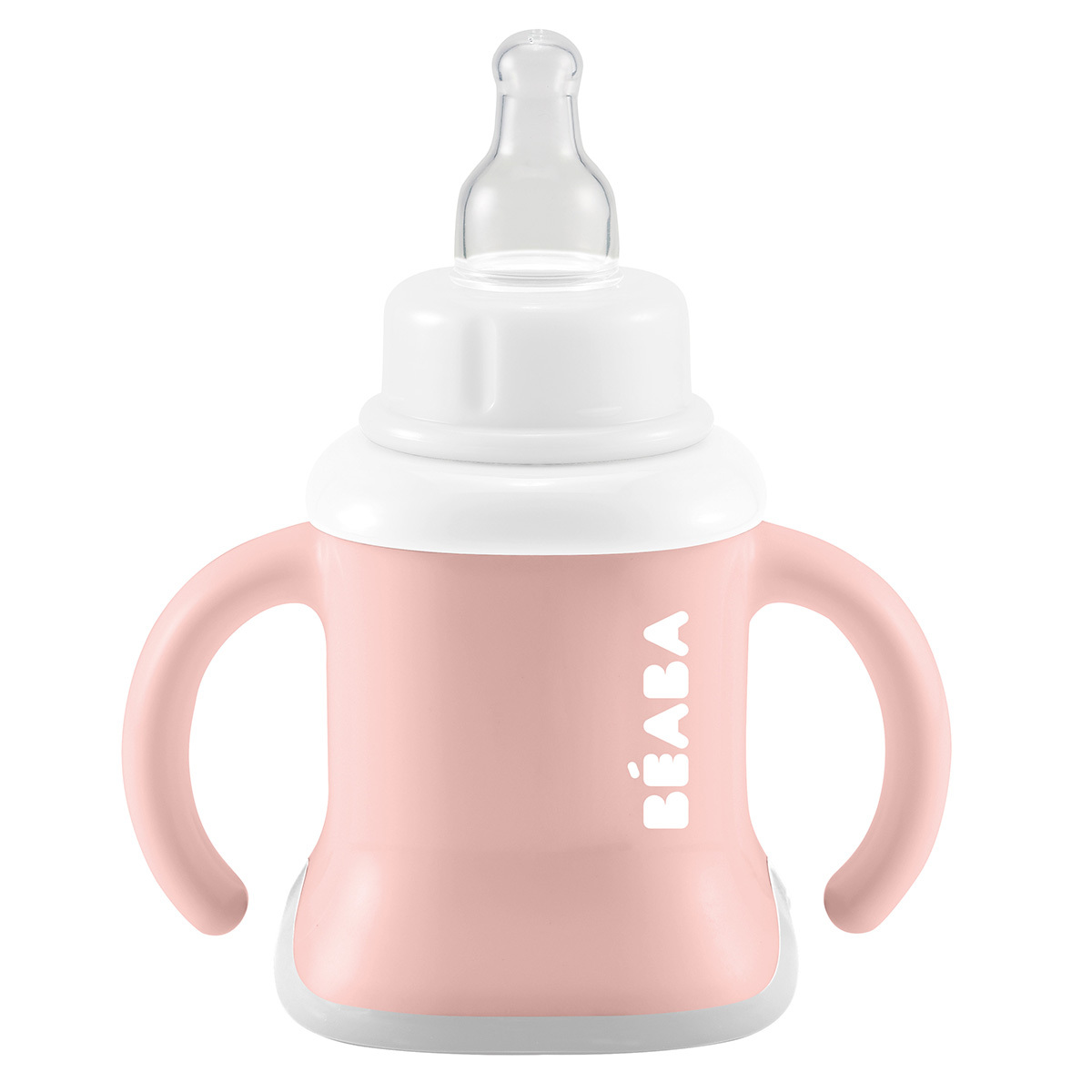 Tasse & Verre Tasse Evoluclip 3-en-1 Old Pink - 150 ml Tasse Evoluclip 3-en-1 Old Pink - 150 ml