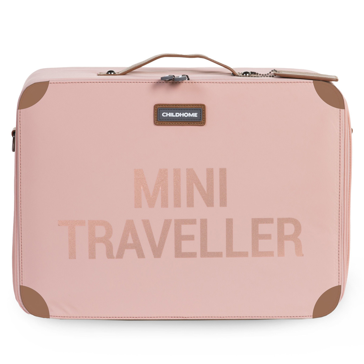Bagagerie enfant Valise Mini Traveller - Rose et Cuivre Valise Mini Traveller - Rose et Cuivre