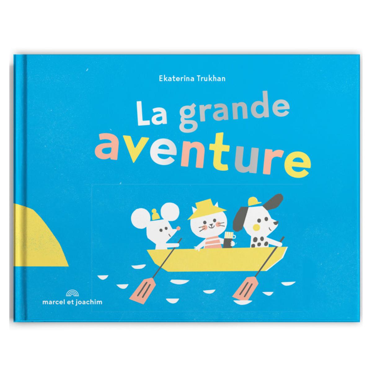 Livre & Carte La Grande Aventure La Grande Aventure