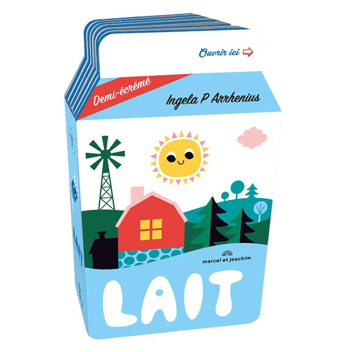 Livre & Carte Le Lait Le Lait