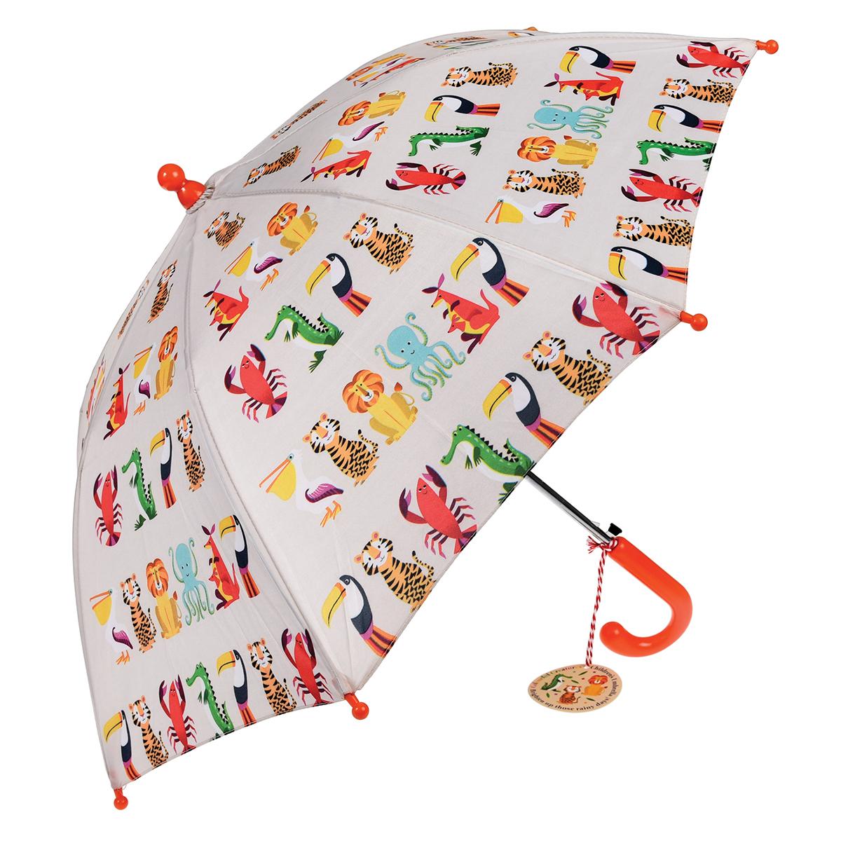 Accessoires bébé Parapluie - Colourful Creatures Parapluie - Colourful Creatures