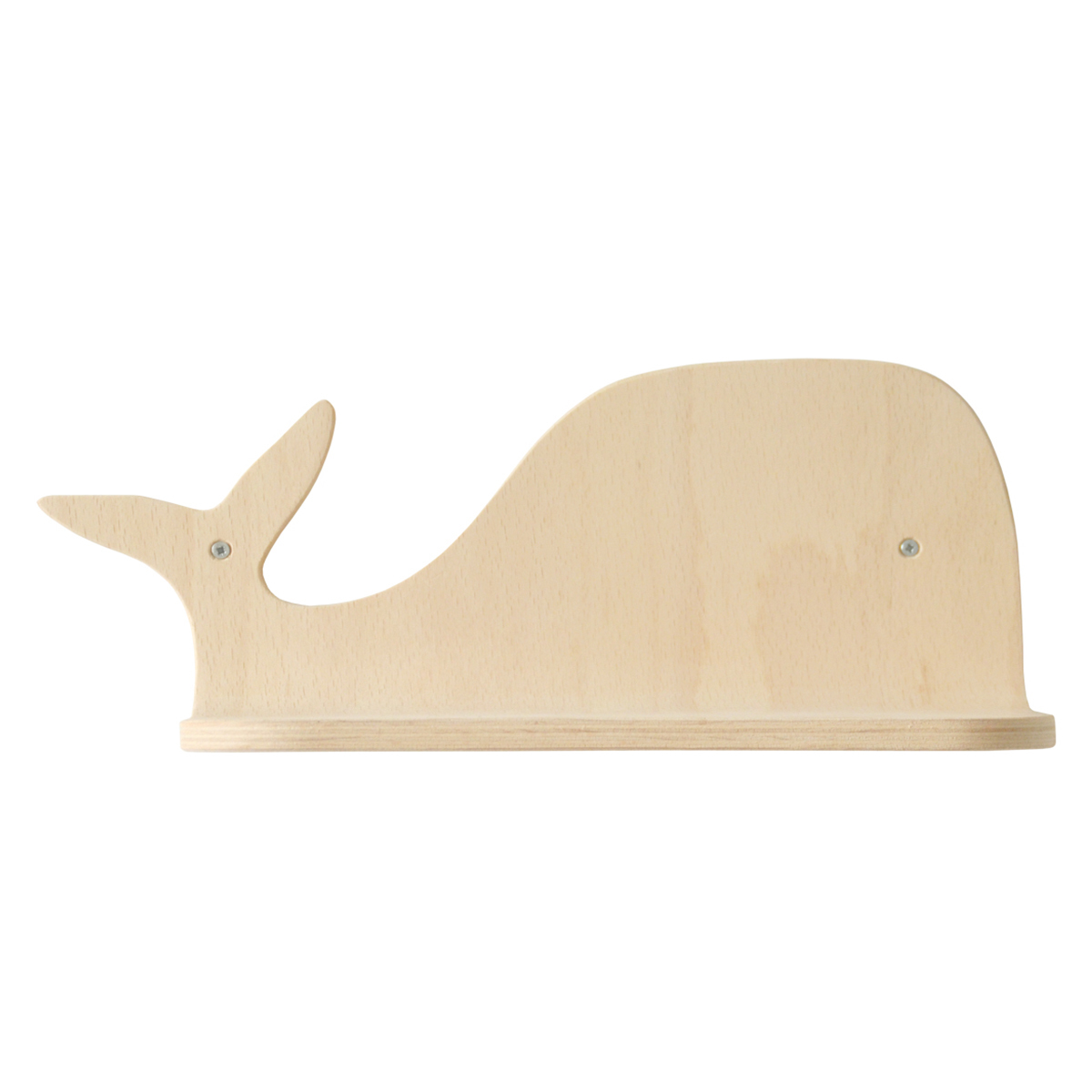 Étagère Étagère Baleine Popi - Naturel Étagère Baleine Popi - Naturel