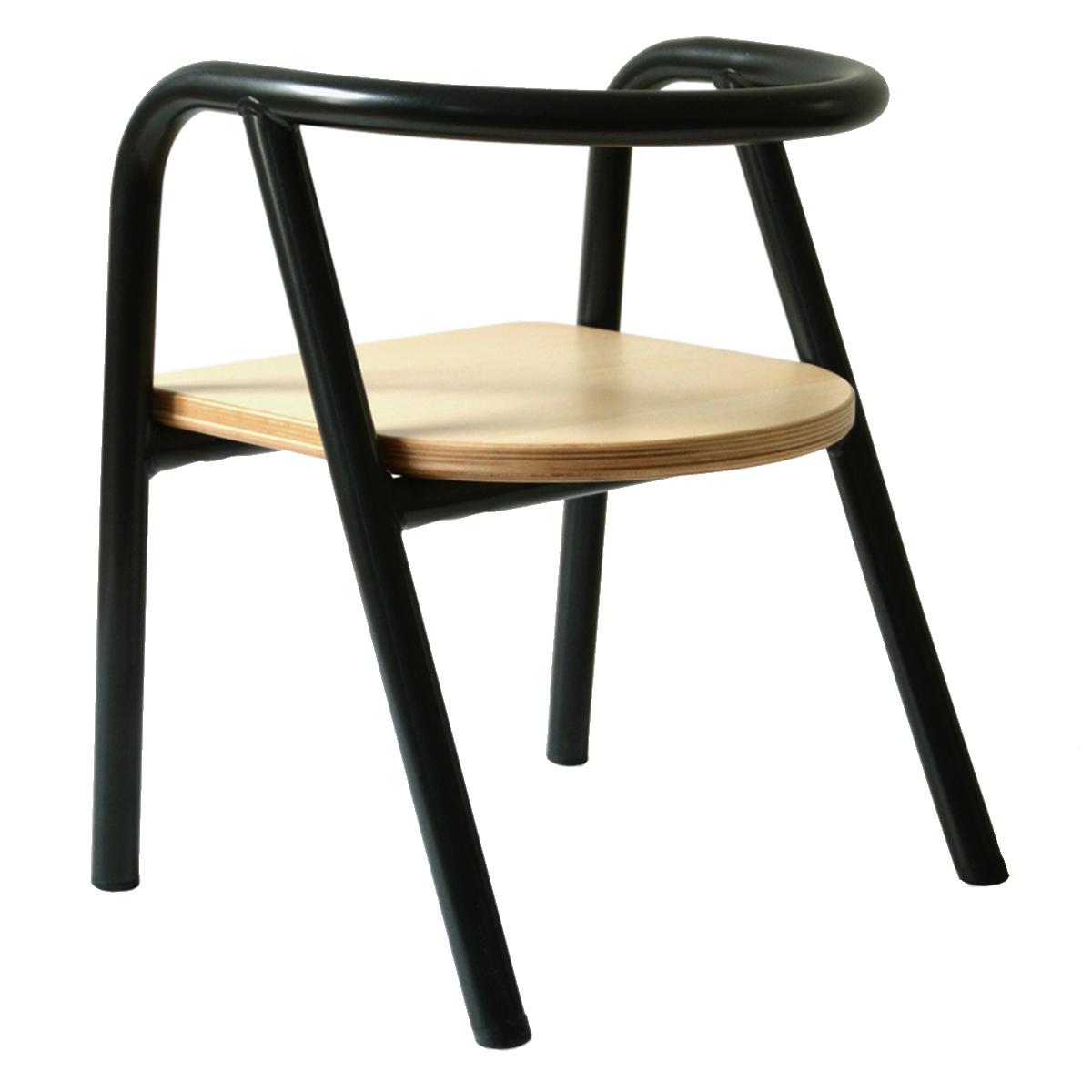 Table & Chaise Chaise Hito - Noir Chaise Hito - Noir