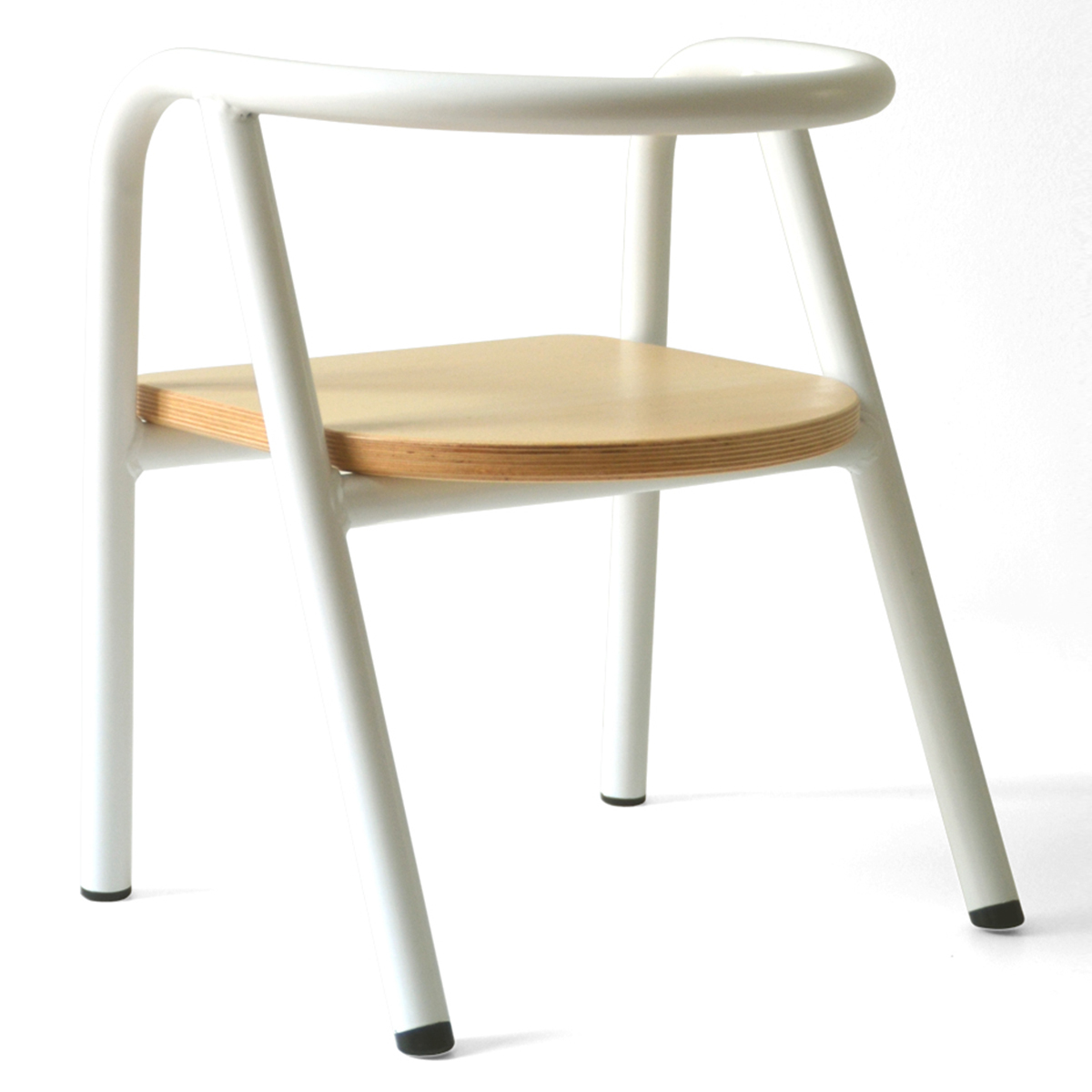 Table & Chaise Chaise Hito - Blanc Chaise Hito - Blanc