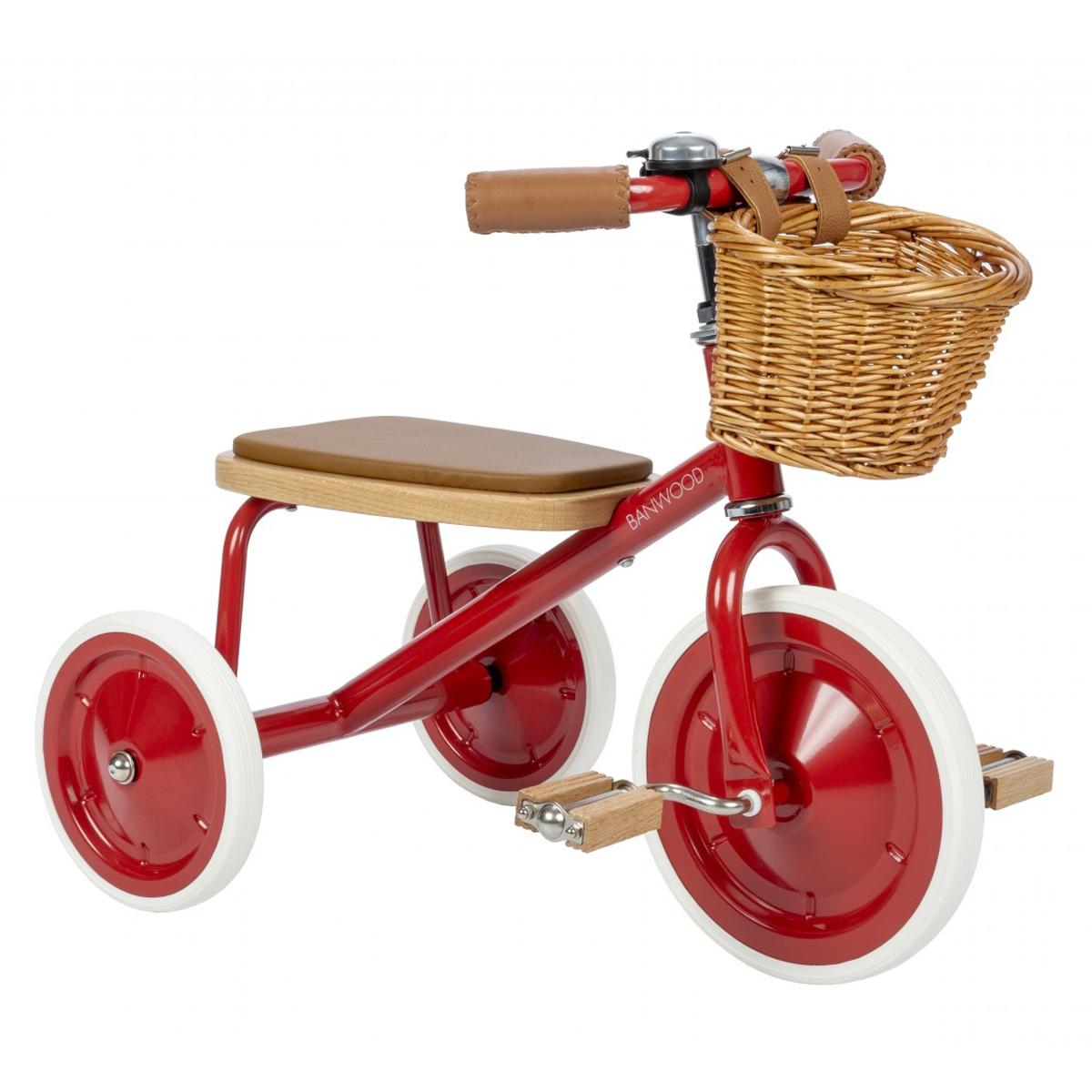 Trotteur & Porteur Tricycle Trike - Rouge Tricycle Trike - Rouge