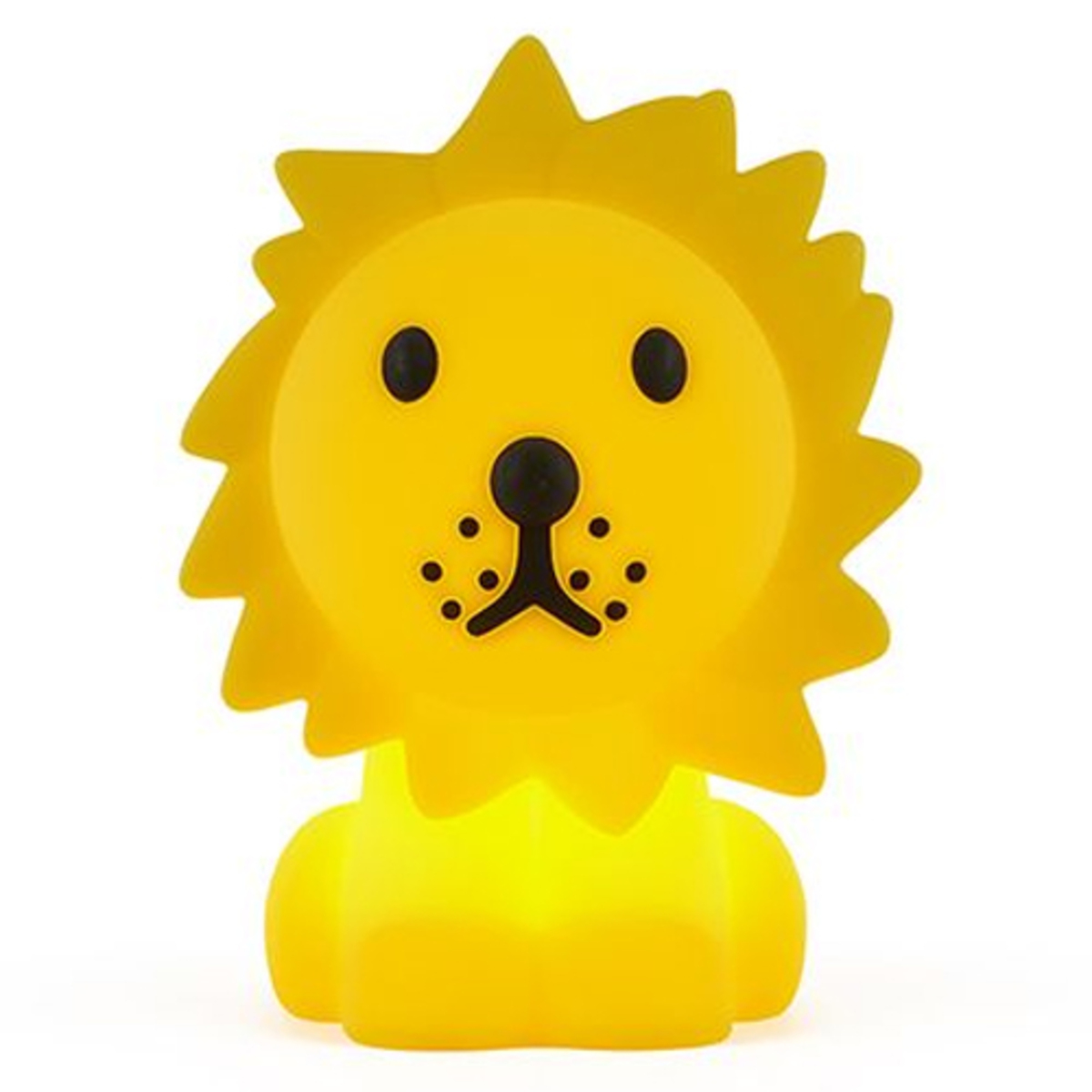 Veilleuse Veilleuse Bundle of Light Lion - Jaune Veilleuse Bundle of Light Lion - Jaune