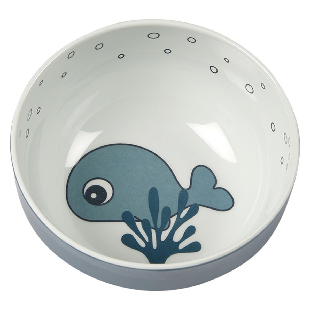 Vaisselle & Couvert Mini Bol - Sea Friends Bleu Mini Bol - Sea Friends Bleu