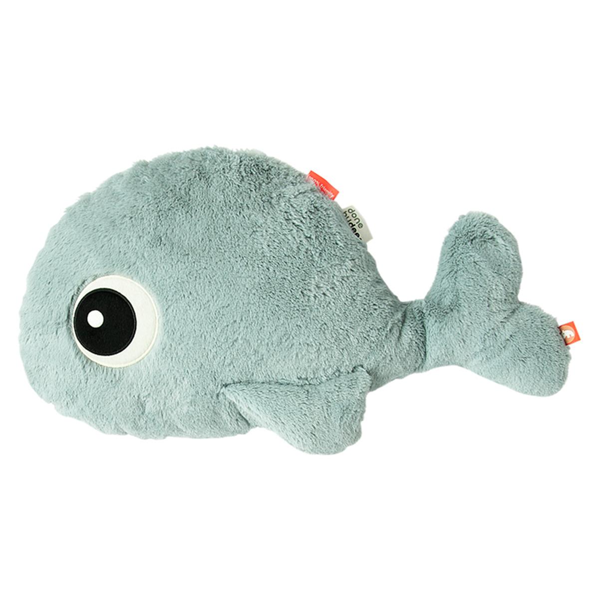 Peluche Friend Wally Blue - Géant Peluche Baleine Bleue 57 cm