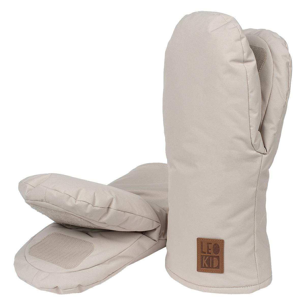 Accessoires poussette Moufles de Poussette - Blanc Cassé Moufles de Poussette - Blanc Cassé