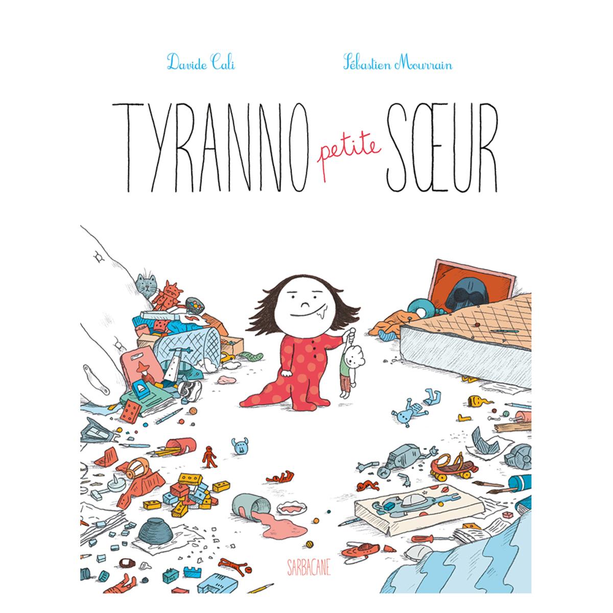Livre & Carte Tyranno Petite Soeur Tyranno Petite Soeur