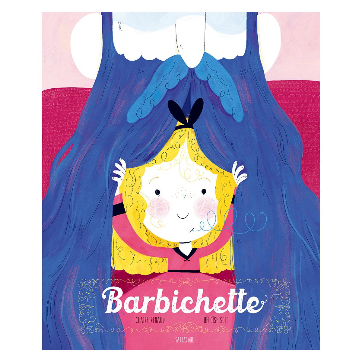Livre & Carte Barbichette Barbichette
