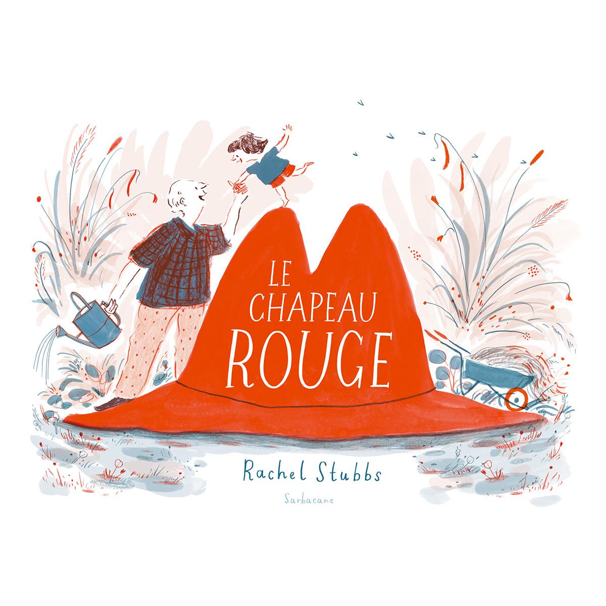 Livre & Carte Chapeau Rouge Chapeau Rouge
