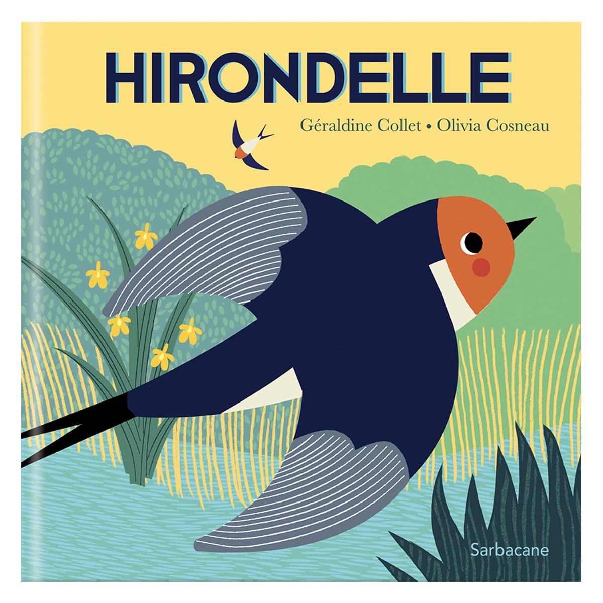 Livre & Carte Hirondelle Hirondelle