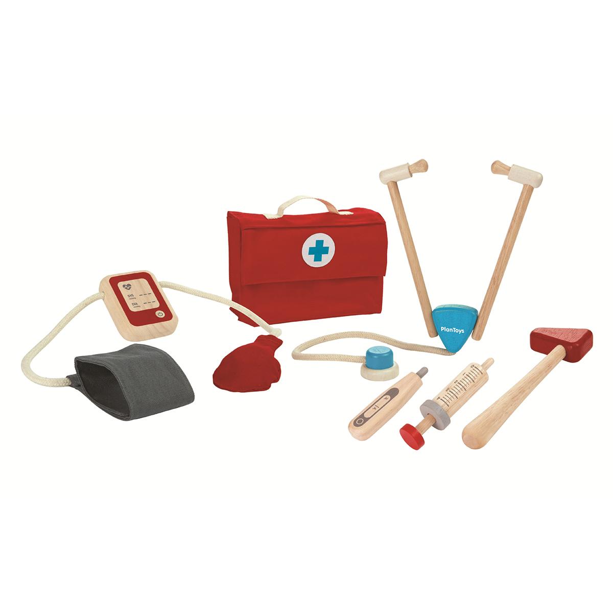 Mes premiers jouets Ma Valise de Docteur Ma Valise de Docteur