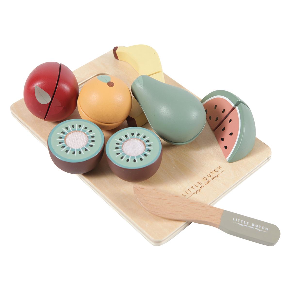 Mes premiers jouets Fruits à Découper Fruits à Découper