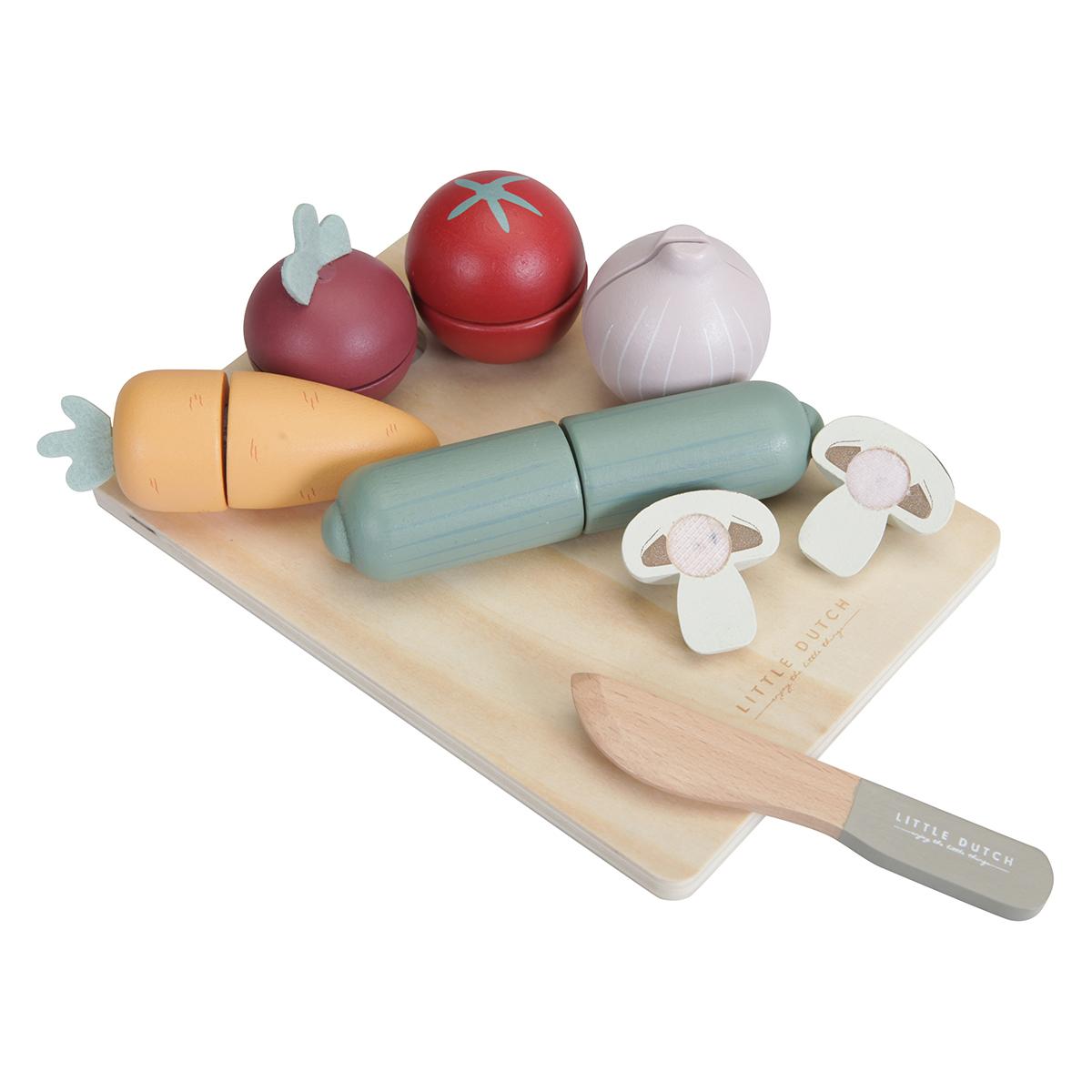 Mes premiers jouets Légumes à Découper Légumes à Découper