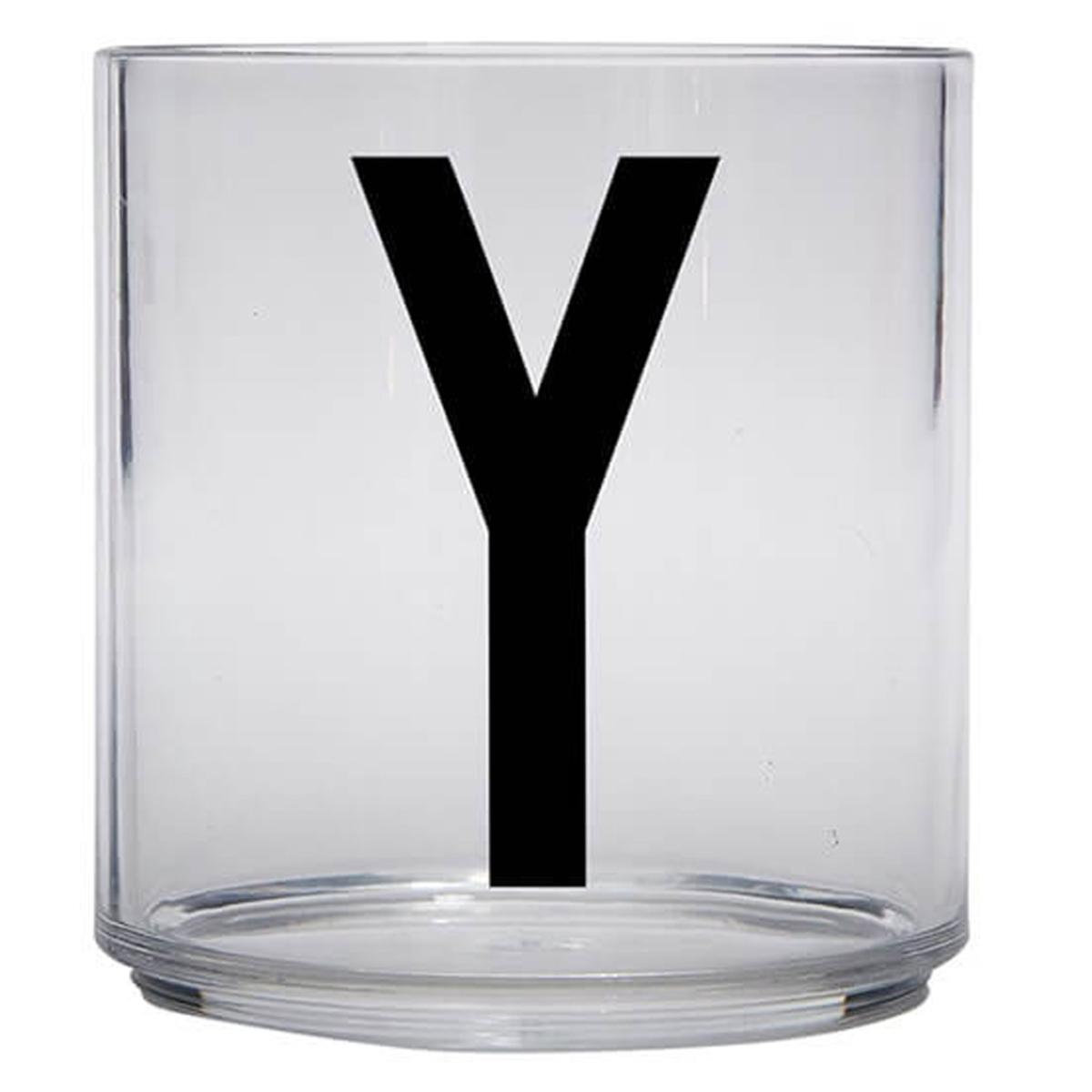 Tasse & Verre Verre Transparent Y - 220 ml Verre Transparent Y - 220 ml