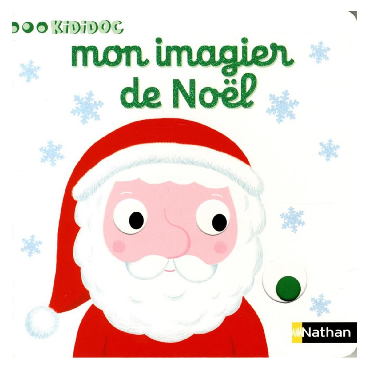 Livre & Carte Mon Imagier de Noël Mon Imagier de Noël