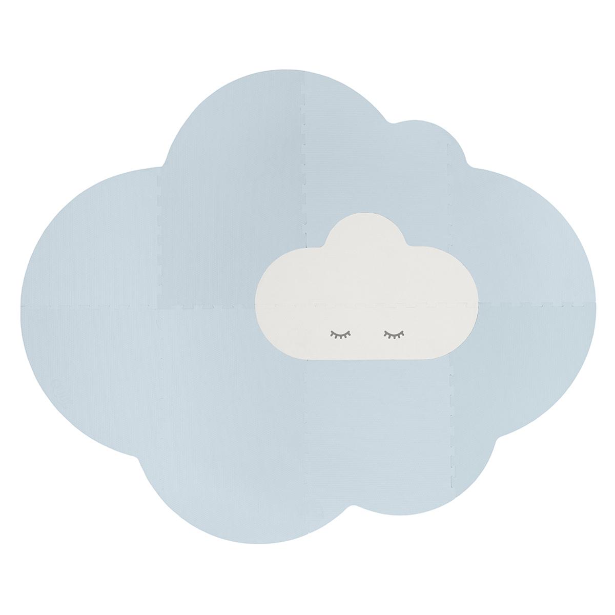 Tapis éveil Tapis Nuage Grand Modèle - Bleu Ciel Tapis Nuage Grand Modèle - Bleu Ciel