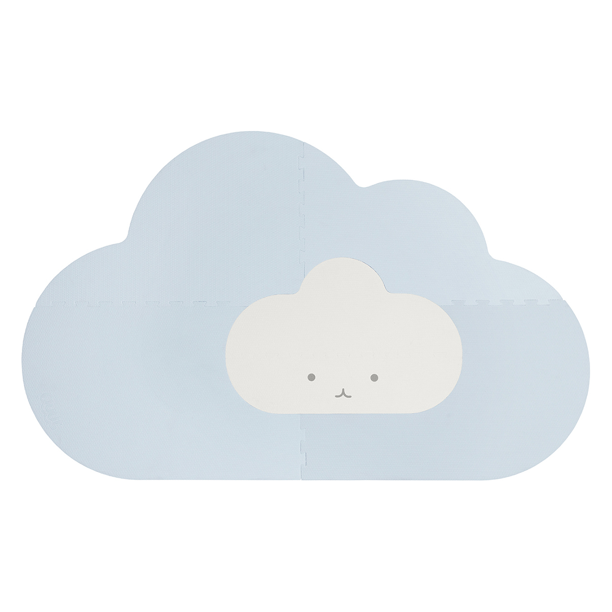 Tapis éveil Tapis Nuage Petit Modèle - Bleu Ciel Tapis Nuage Petit Modèle - Bleu Ciel