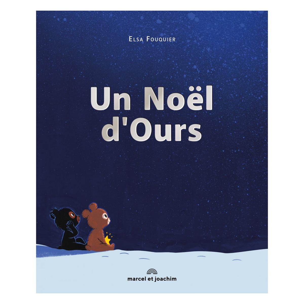 Livre & Carte Un Noël d'Ours Un Noël d'Ours