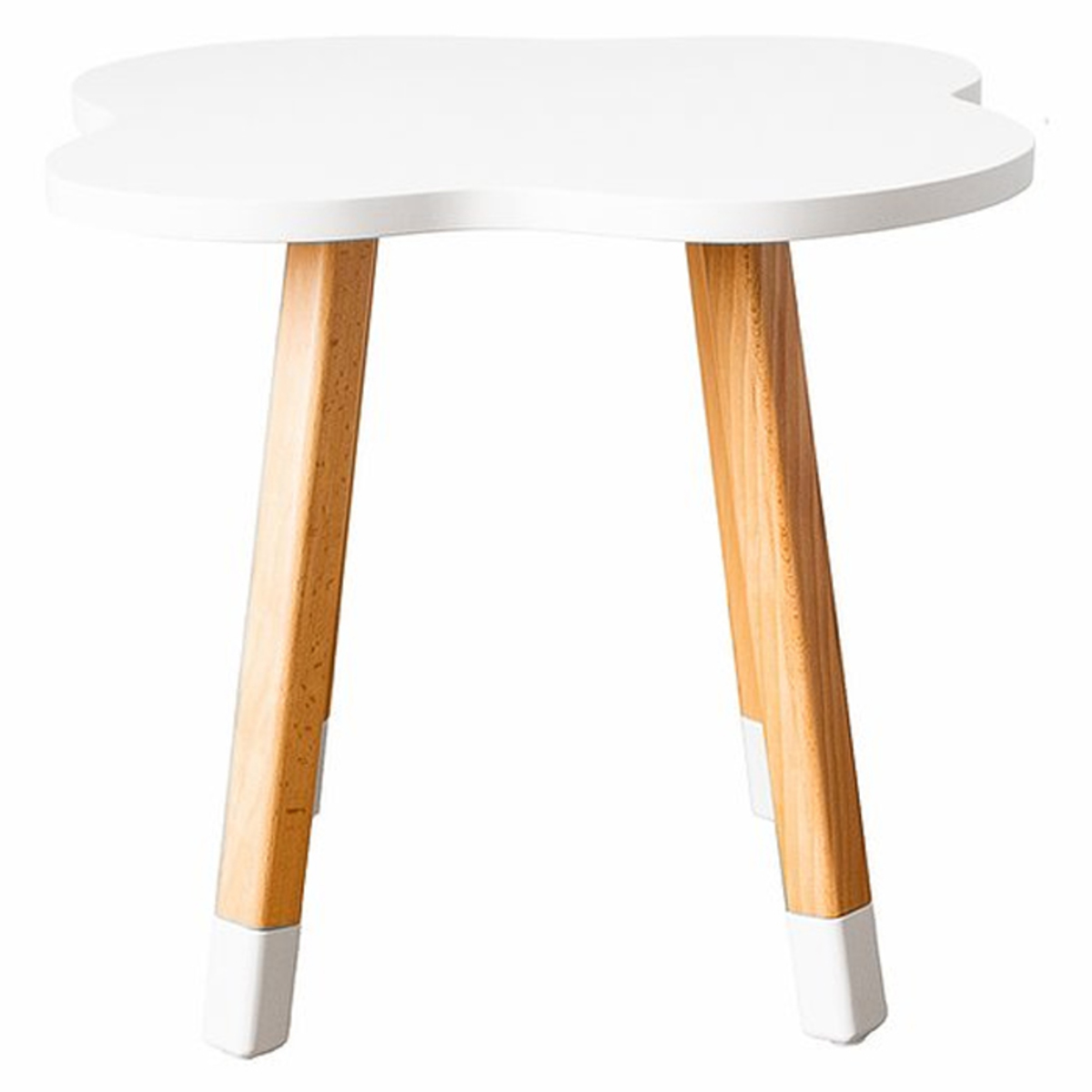 Table & Chaise Bureau Nuage - Blanc Bureau Nuage - Blanc
