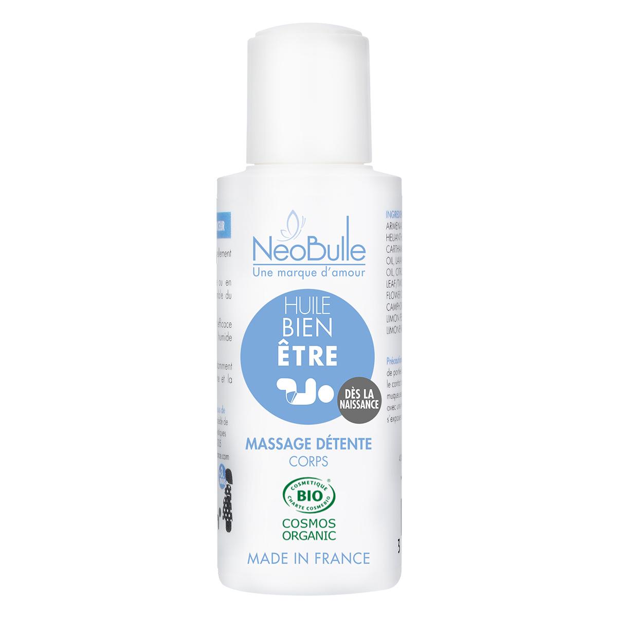 Cosmétique enfant Huile de Bien-être Massage Détente - 100 ml Huile de Bien-être Massage Détente - 100 ml