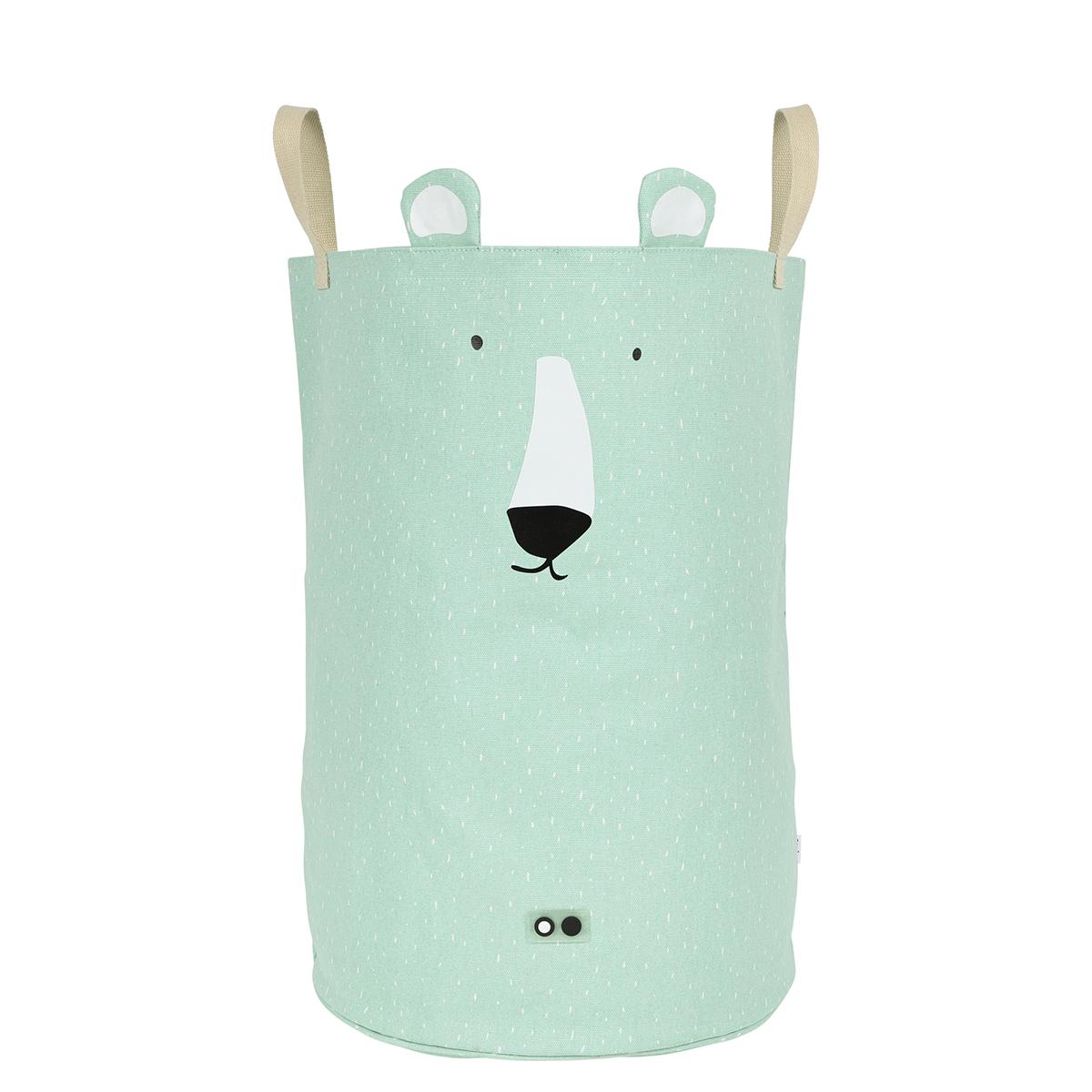Rangement jouet Sac à Jouets Large - Mr. Polar Bear Sac à Jouets Large - Mr. Polar Bear