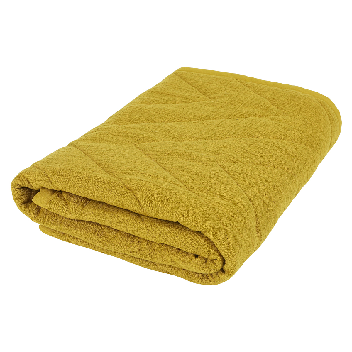 Linge de lit Couverture - Bliss Mustard Couverture - Bliss Mustard