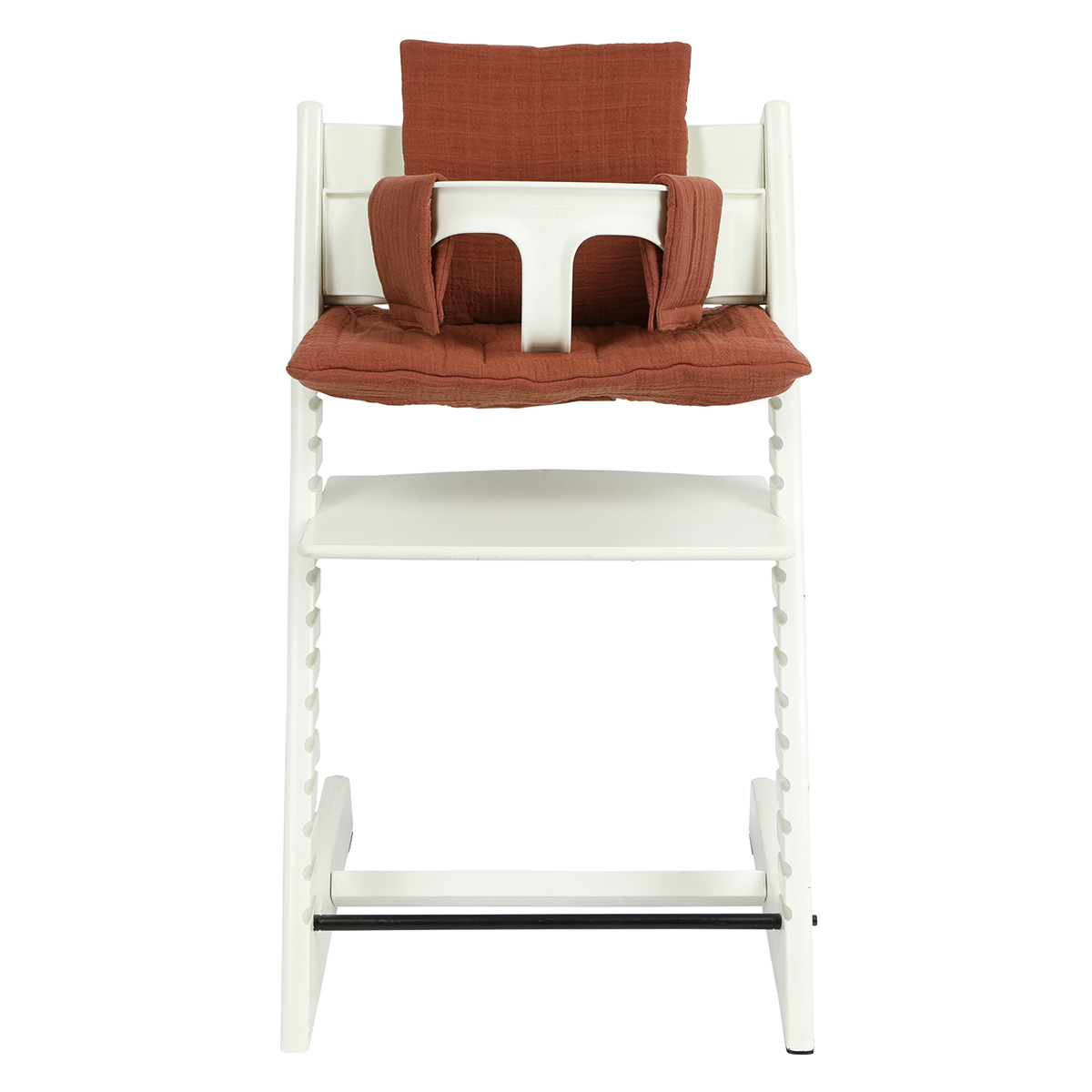 Chaise haute Coussin Classic Tripp Trapp - Bliss Rust Coussin Classic Tripp Trapp - Bliss Rust