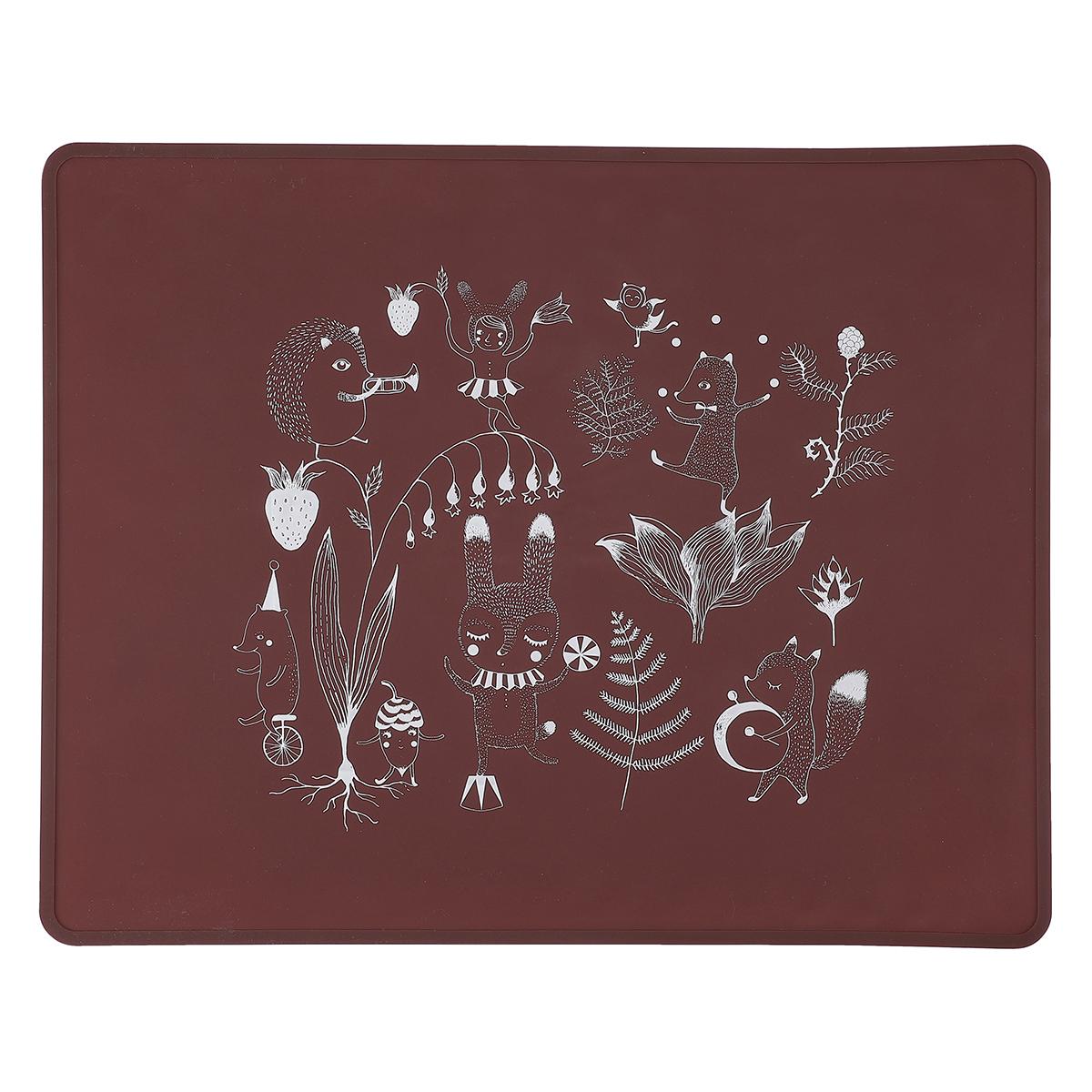 Vaisselle & Couvert Tapis de Table - Crimson Red Tapis de Table - Crimson Red