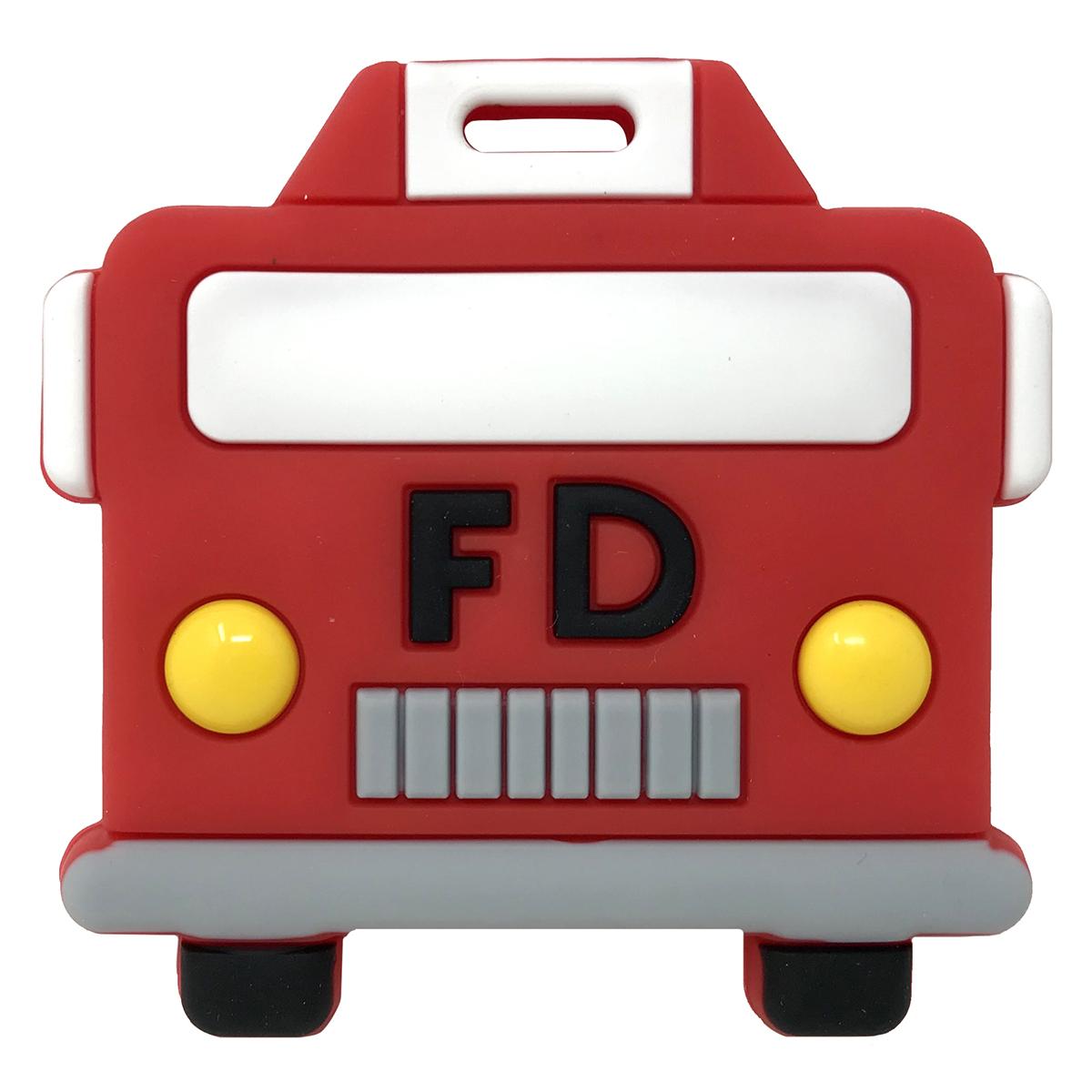 Dentition Jouet de Dentition Camion de Pompier Jouet de Dentition Camion de Pompier