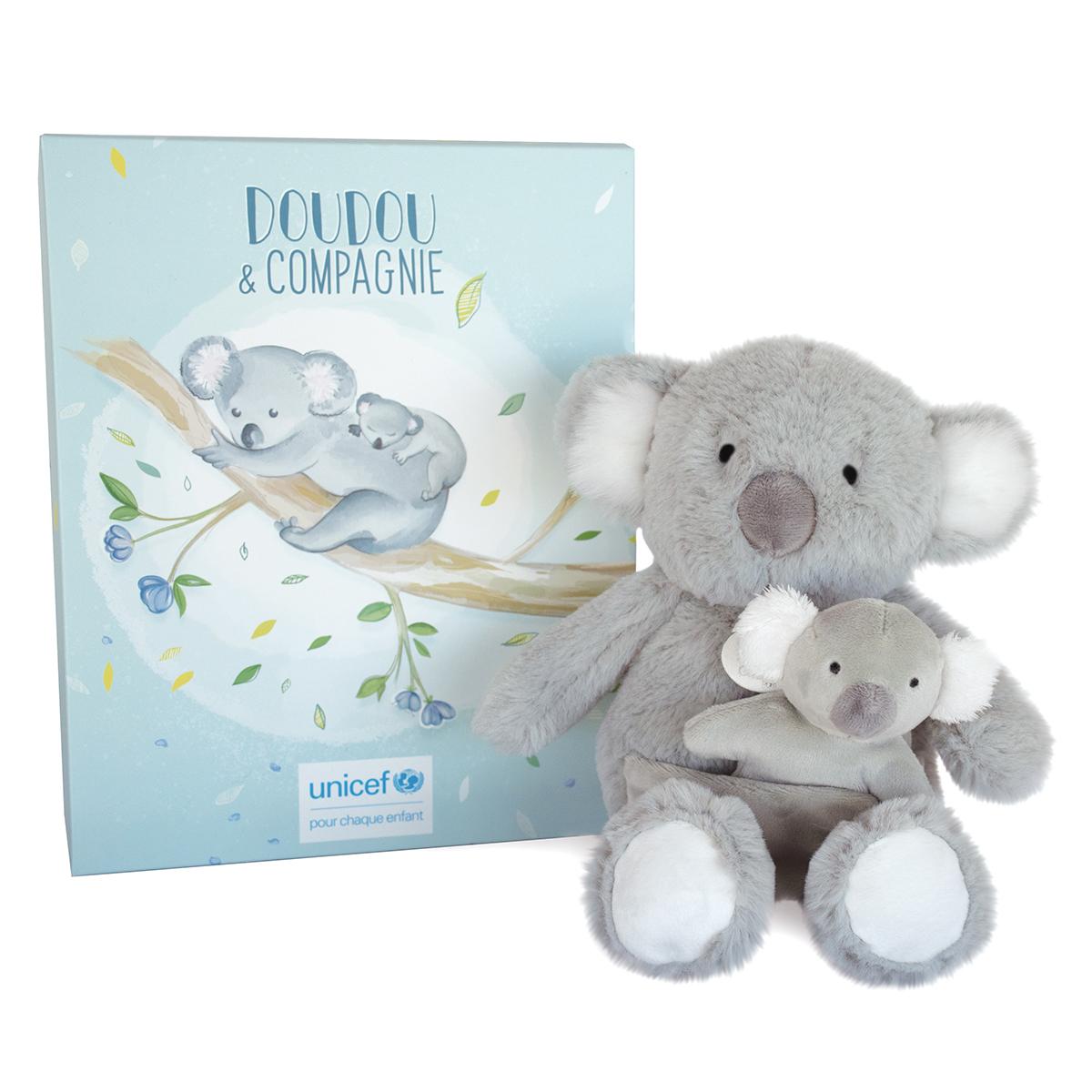 Peluche Peluche Koala UNICEF Bébé & Moi Peluche Koala 25 cm