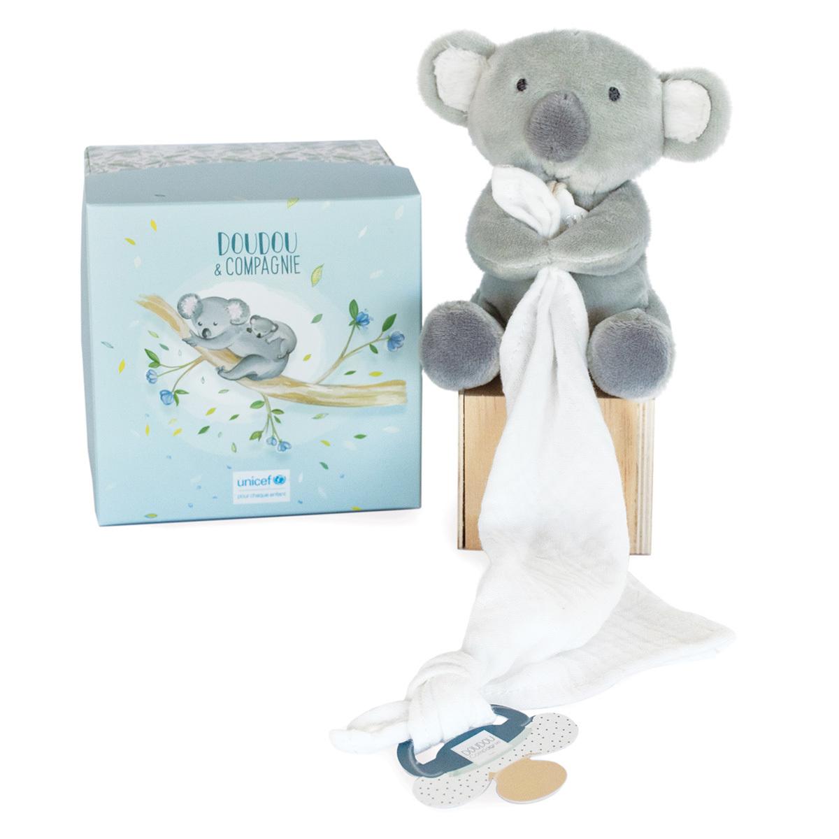 Doudou Doudou Koala UNICEF Bébé & Moi Doudou Koala 12 cm