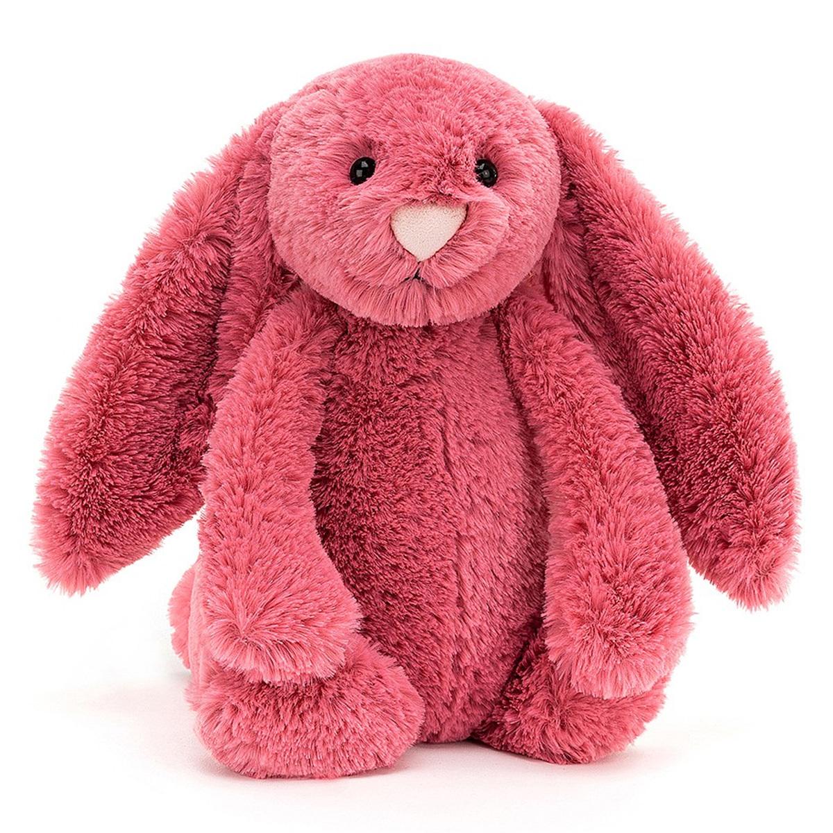 Peluche Bashful Cerise Bunny - Medium Peluche Lapin 31 cm