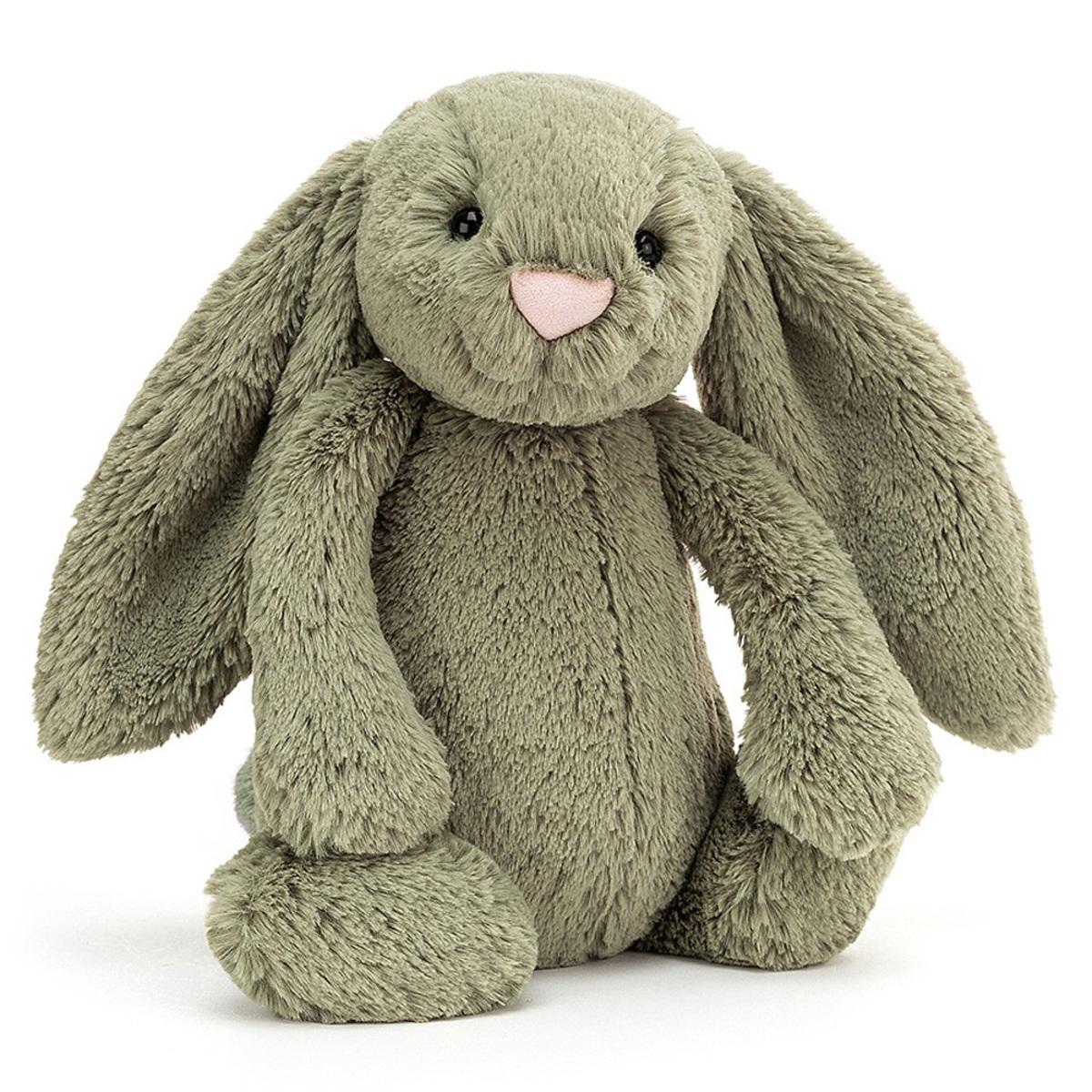 Peluche Bashful Fern Bunny - Medium Peluche Lapin 31 cm