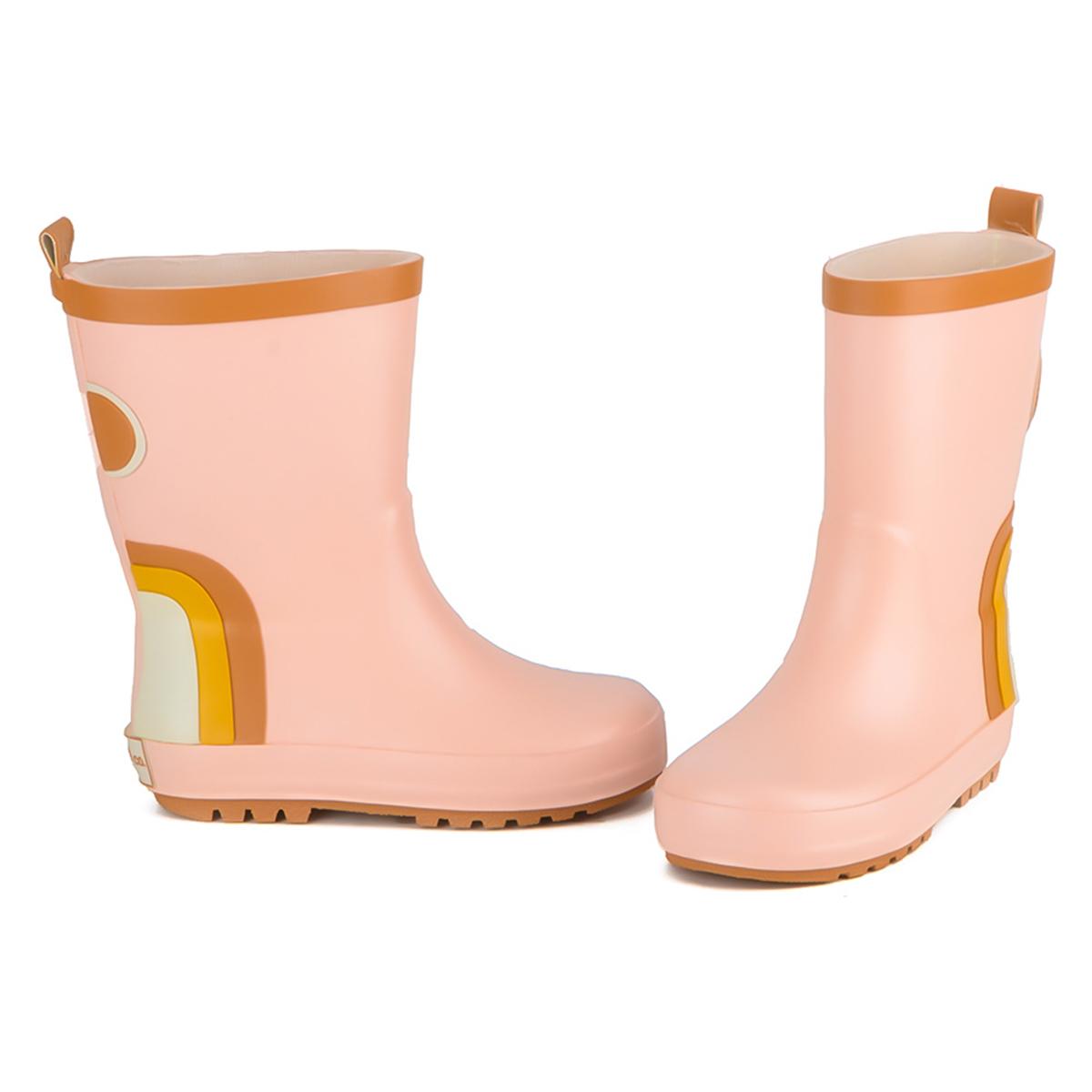 Chaussons & Chaussures Bottes de Pluie Rainbow Shell - 24 Bottes de Pluie Rainbow Shell - 24