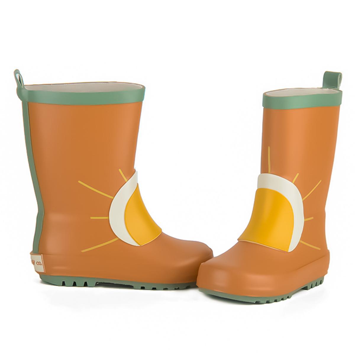 Chaussons & Chaussures Bottes de Pluie Rainbow Spice - 23 Bottes de Pluie Rainbow Spice - 23