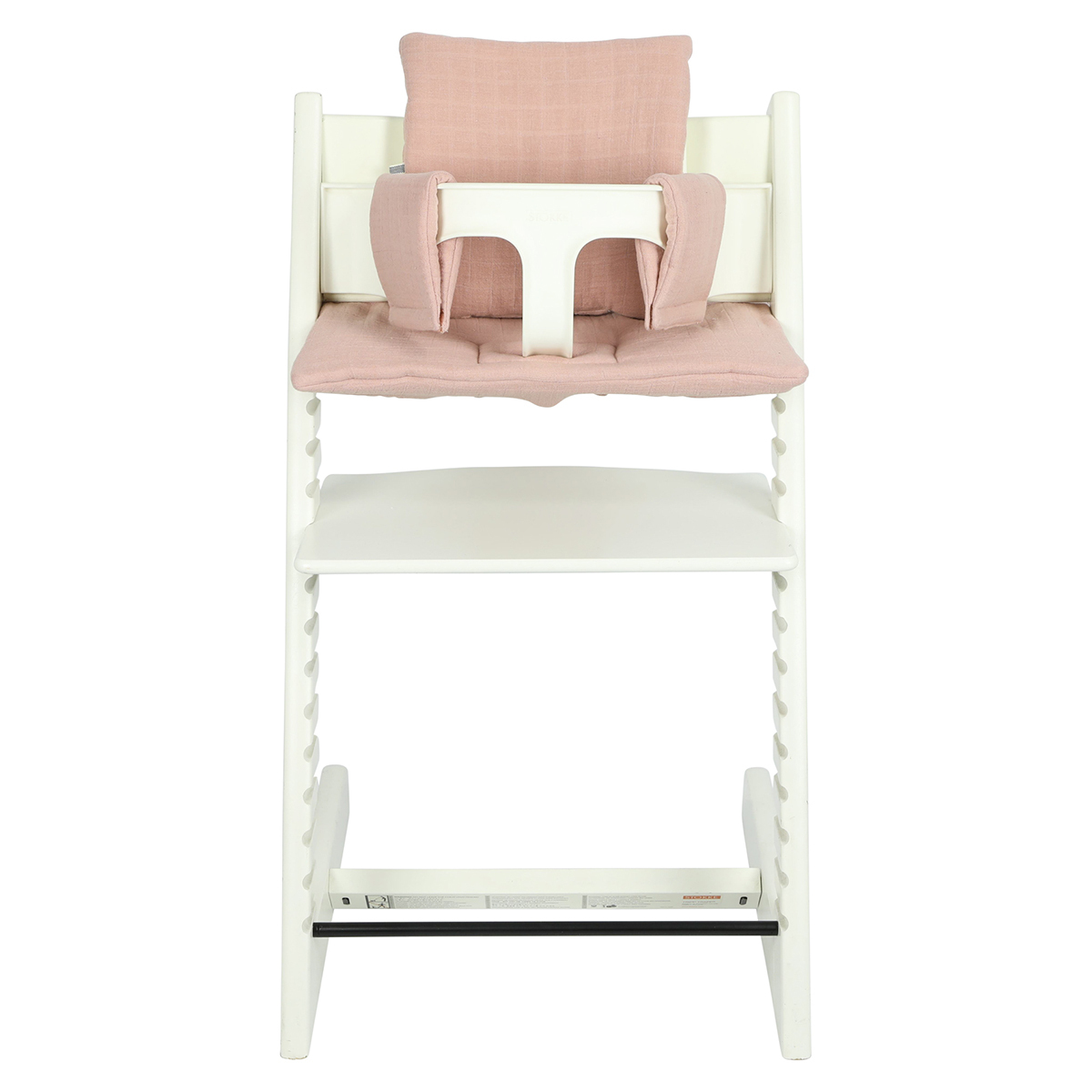 Chaise haute Coussin Classic Tripp Trapp - Bliss Rose Coussin Classic Tripp Trapp - Bliss Rose