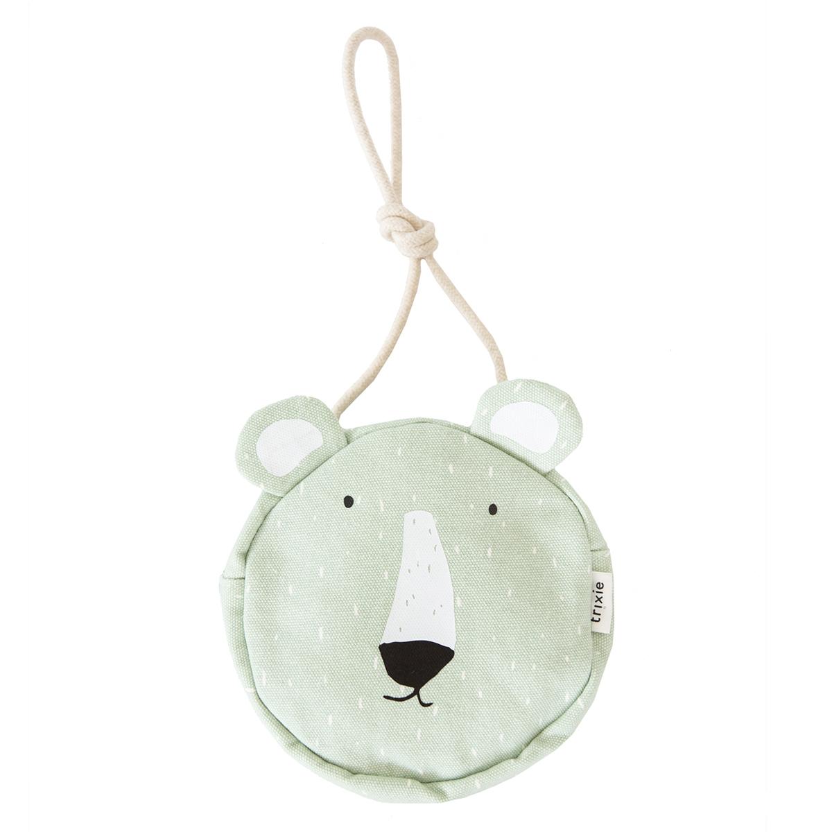 Bagagerie enfant Sac à Main Rond - Mr. Polar Bear Sac à Main Rond - Mr. Polar Bear