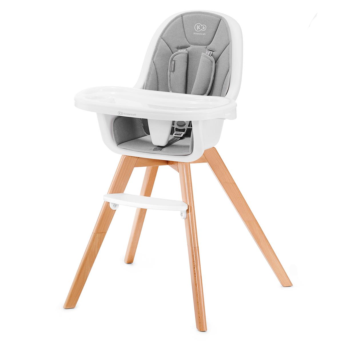 Chaise haute Chaise Haute TIXI - Grey Chaise Haute TIXI - Grey