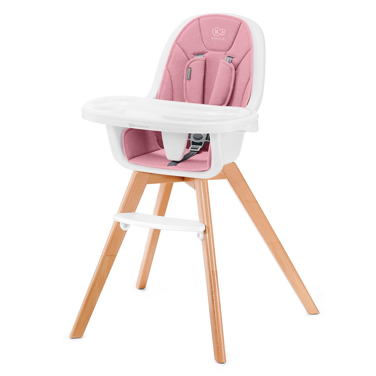 Chaise haute Chaise Haute TIXI - Pink Chaise Haute TIXI - Pink