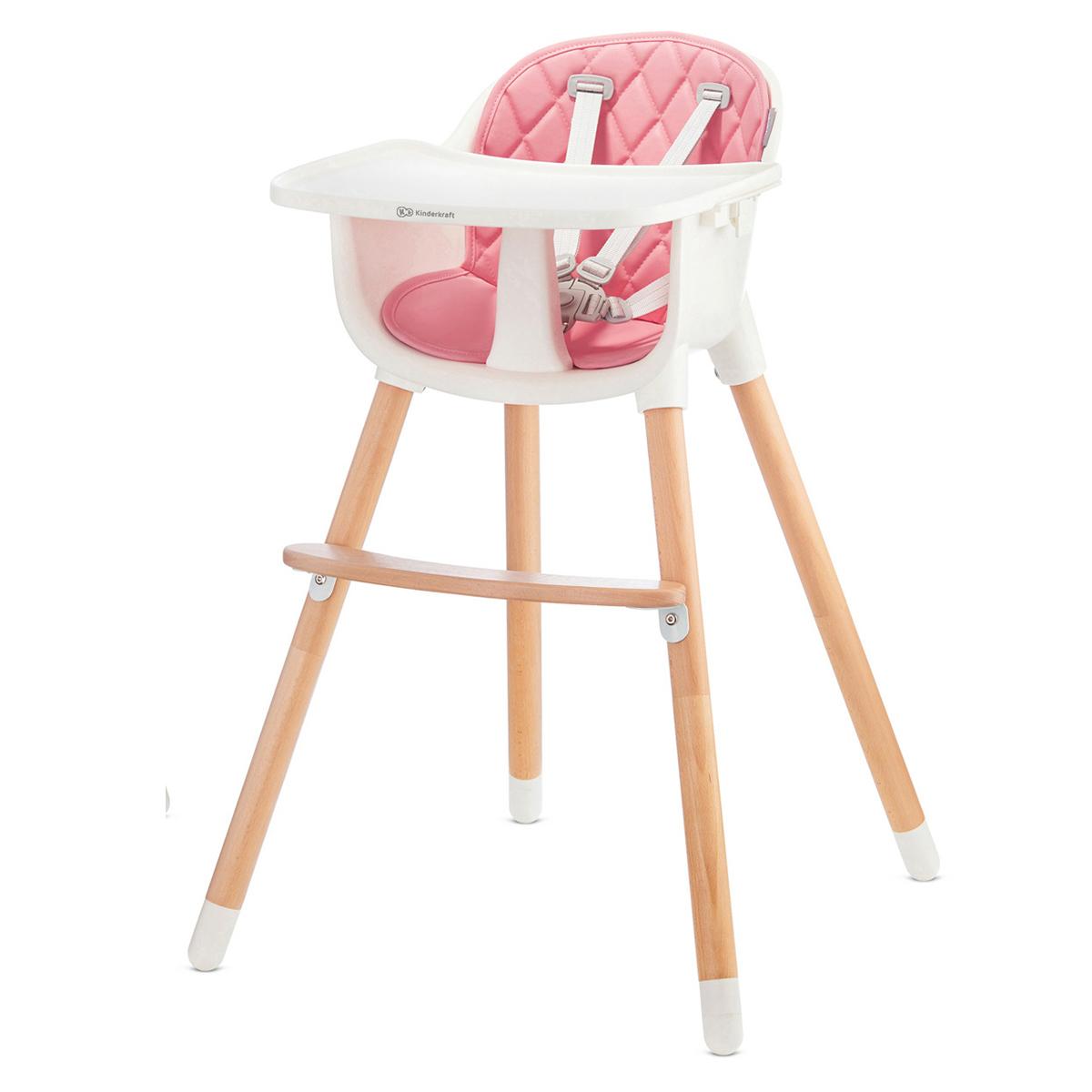 Chaise haute Chaise Haute SIENNA - Pink Chaise Haute SIENNA - Pink
