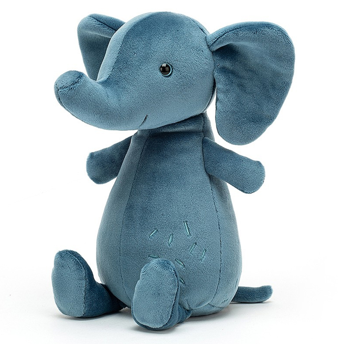 Peluche Woddletot Elephant Peluche Eléphant 23 cm