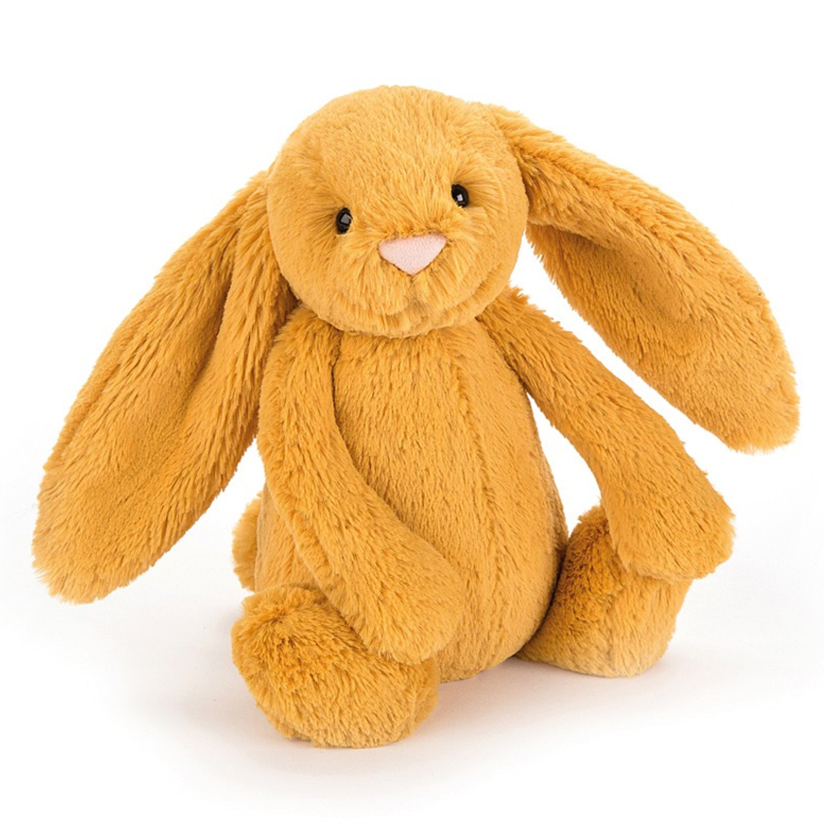Peluche Bashful Saffron Bunny - Medium Peluche Lapin 31 cm