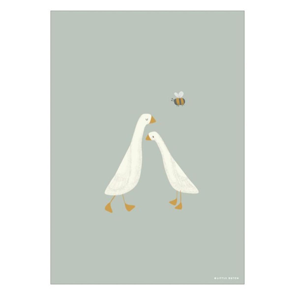 Affiche & poster Poster Réversible Little Goose - Little Goose Poster Réversible Little Goose - Little Goose