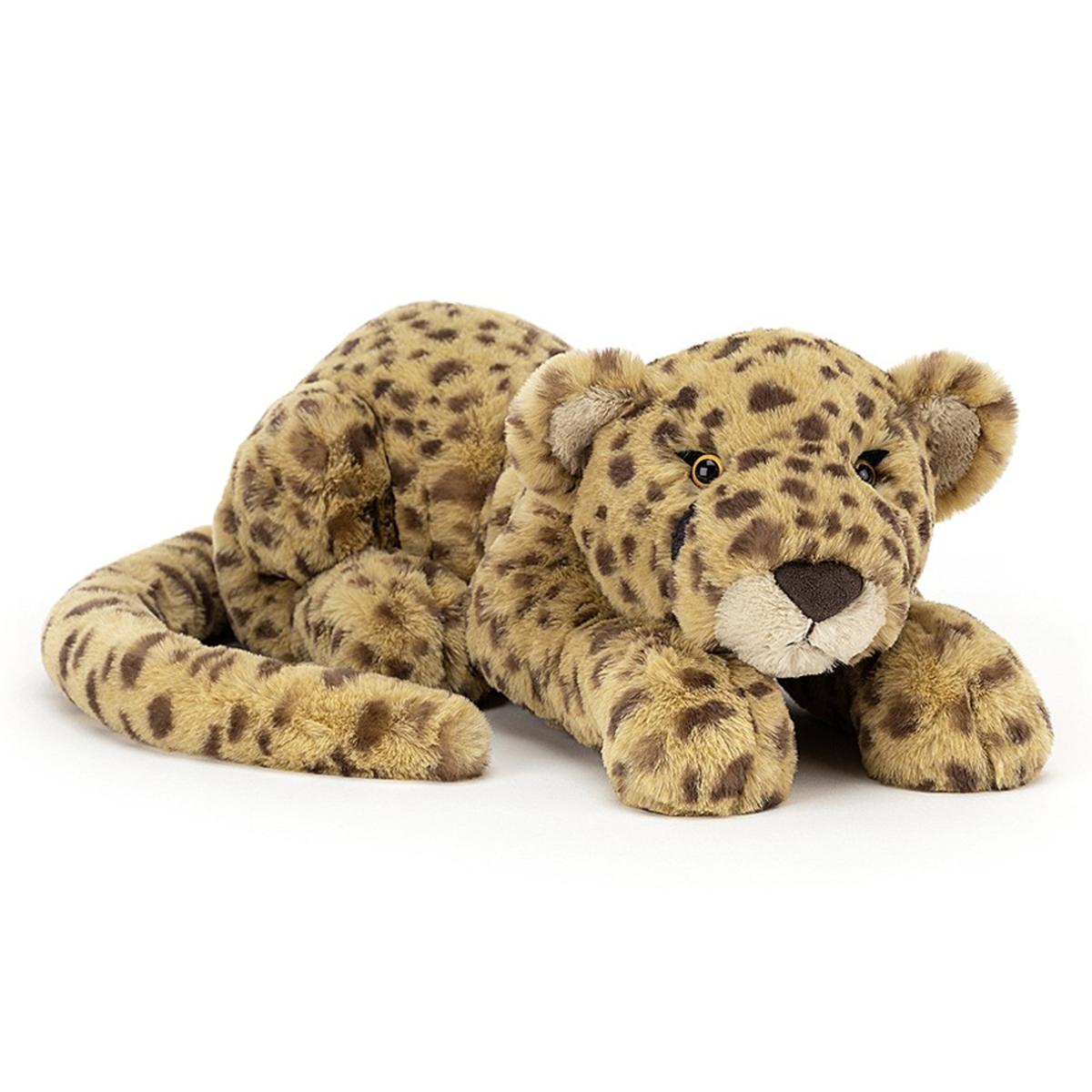 Peluche Charley Cheetah - Large Peluche Guépard 46 cm