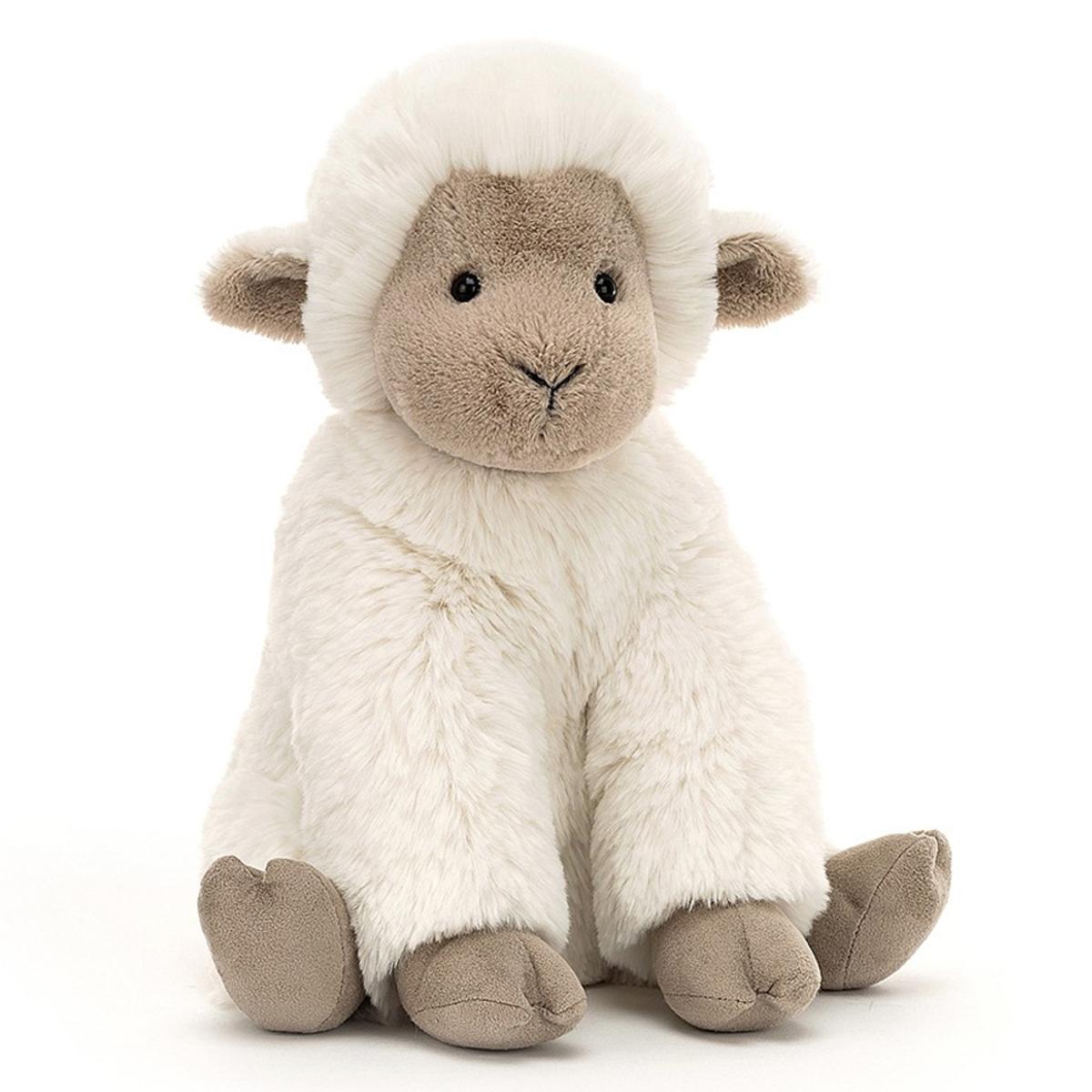 Peluche Libby Lamb - Medium Peluche Agneau 26 cm